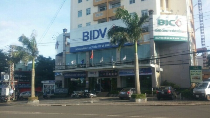 JOINT STOCK COMERCIAL BANK FOR INVESTMENT AND DEVELOPMENT VIETNAM - BRANCH SOUTHERN OF GIA LAI 0
