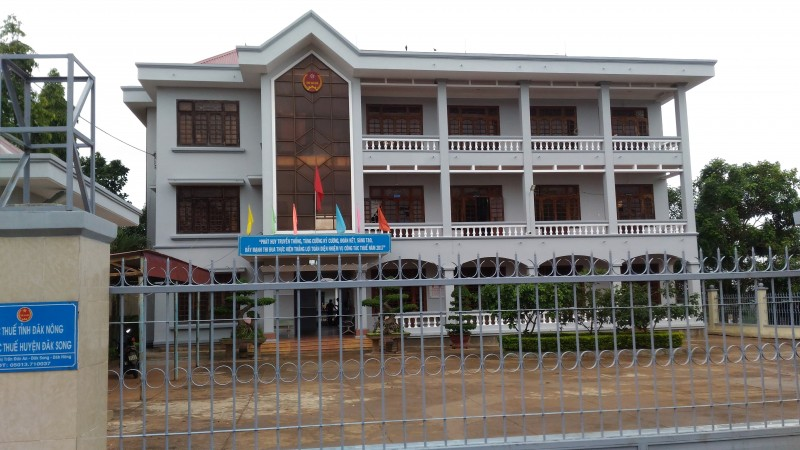 DAK NONG TAX DEPARTMENT 1