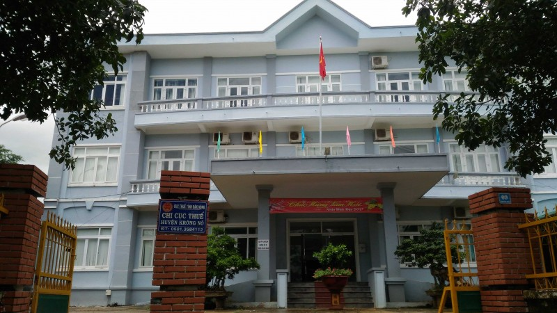 DAK NONG TAX DEPARTMENT 0