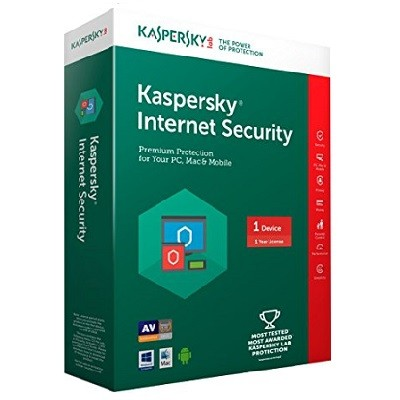 Kaspersky Internet Security 2017 (1PC)