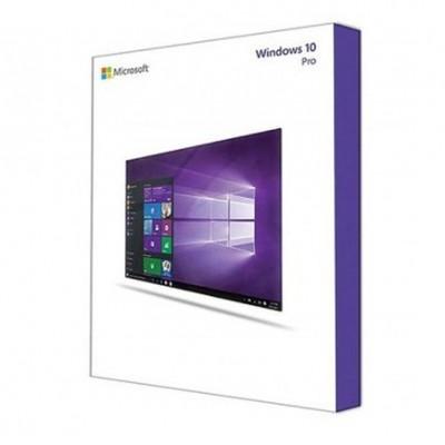 Phần mềm Windows 10 Pro 64Bit ENG Intl 1pk DSP OEI DVD (FQC-08929)
